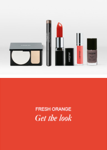 Friseur-Celle-La-Biosthetique-Make-up-Collection-Spring-Summer-2019-Fresh-Orange